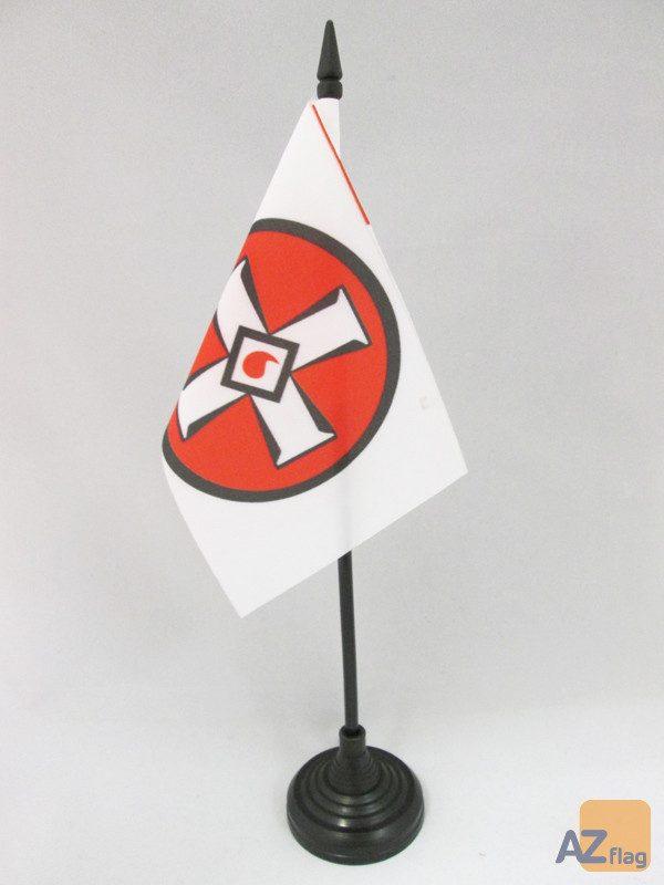 Le drapeau Ku Klux Klan